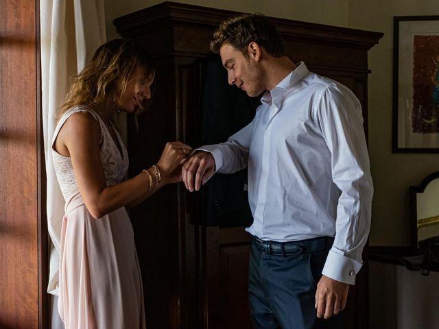 Il matrimonio di Fabio e Ilaria a Laveno-Mombello, Varese 8