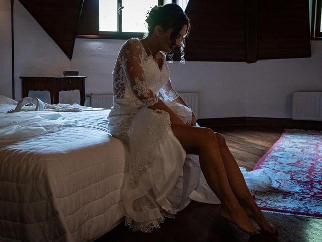 Il matrimonio di Fabio e Ilaria a Laveno-Mombello, Varese 14