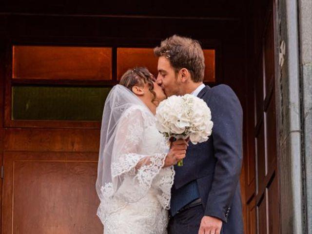 Il matrimonio di Fabio e Ilaria a Laveno-Mombello, Varese 26