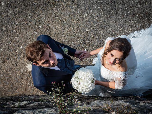 Il matrimonio di Fabio e Ilaria a Laveno-Mombello, Varese 28