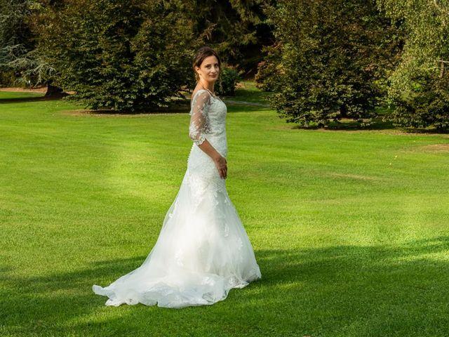 Il matrimonio di Fabio e Ilaria a Laveno-Mombello, Varese 38