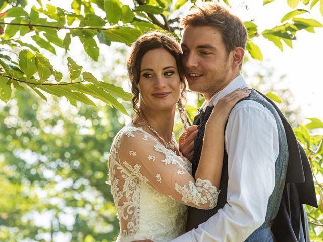 Il matrimonio di Fabio e Ilaria a Laveno-Mombello, Varese 41