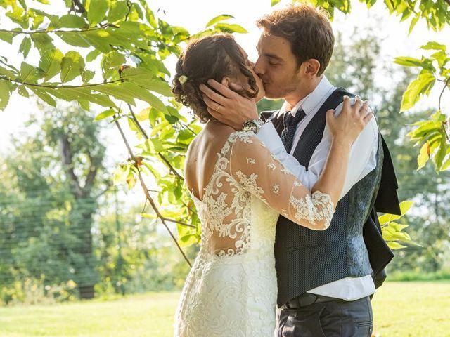 Il matrimonio di Fabio e Ilaria a Laveno-Mombello, Varese 42