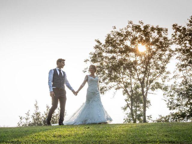 Il matrimonio di Fabio e Ilaria a Laveno-Mombello, Varese 44