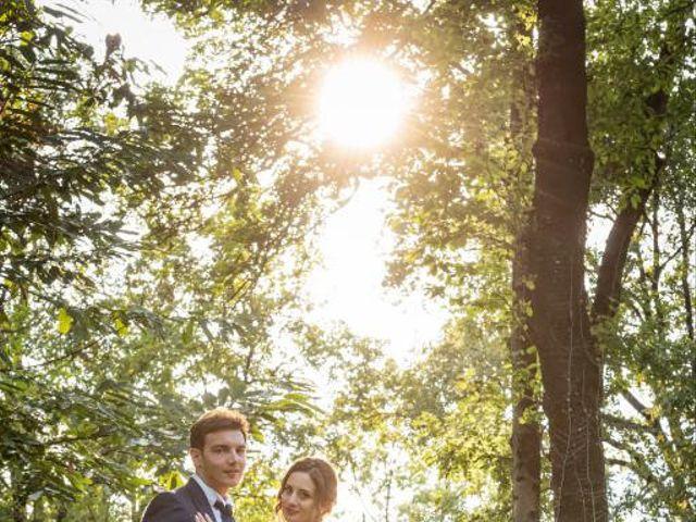 Il matrimonio di Fabio e Ilaria a Laveno-Mombello, Varese 45