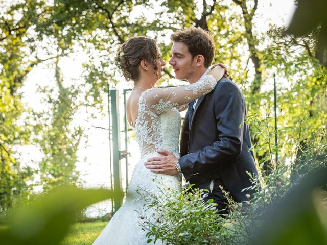 Il matrimonio di Fabio e Ilaria a Laveno-Mombello, Varese 47