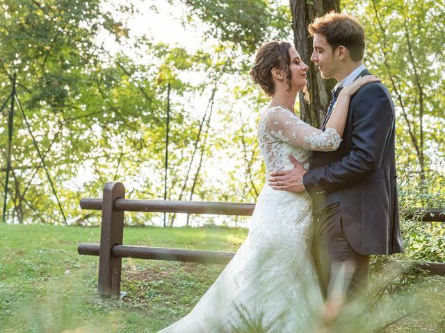 Il matrimonio di Fabio e Ilaria a Laveno-Mombello, Varese 48