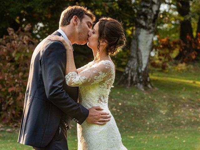 Il matrimonio di Fabio e Ilaria a Laveno-Mombello, Varese 52