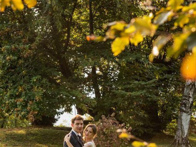 Il matrimonio di Fabio e Ilaria a Laveno-Mombello, Varese 53
