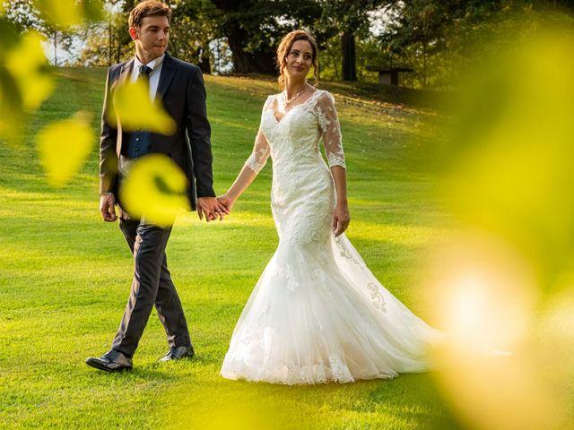 Il matrimonio di Fabio e Ilaria a Laveno-Mombello, Varese 54