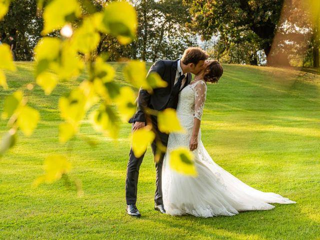 Il matrimonio di Fabio e Ilaria a Laveno-Mombello, Varese 55