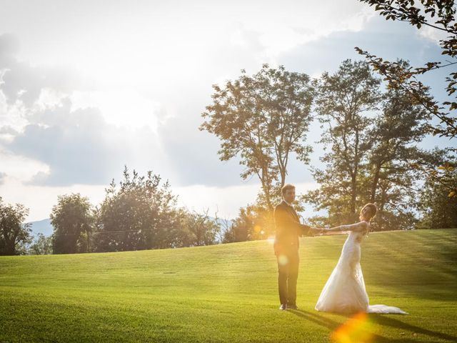 Il matrimonio di Fabio e Ilaria a Laveno-Mombello, Varese 56