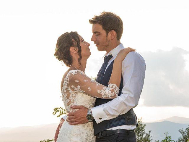 Il matrimonio di Fabio e Ilaria a Laveno-Mombello, Varese 57