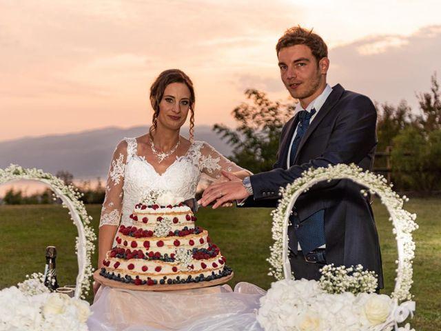 Il matrimonio di Fabio e Ilaria a Laveno-Mombello, Varese 58
