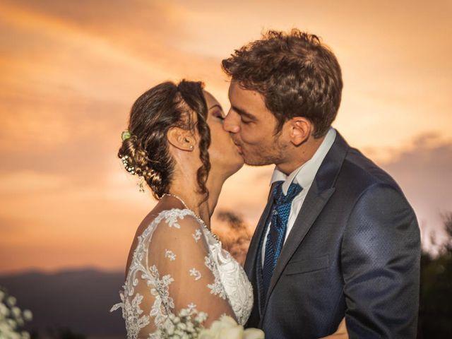 Il matrimonio di Fabio e Ilaria a Laveno-Mombello, Varese 60