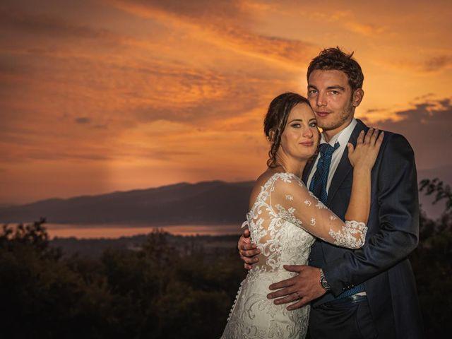 Il matrimonio di Fabio e Ilaria a Laveno-Mombello, Varese 1