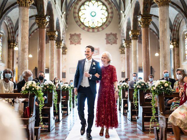 Il matrimonio di Roland e Marielisa a Mapello, Bergamo 13