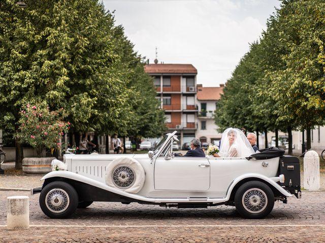 Il matrimonio di Roland e Marielisa a Mapello, Bergamo 14