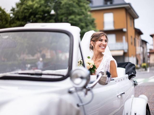 Il matrimonio di Roland e Marielisa a Mapello, Bergamo 15