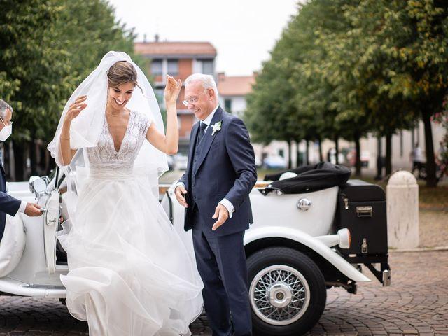 Il matrimonio di Roland e Marielisa a Mapello, Bergamo 16