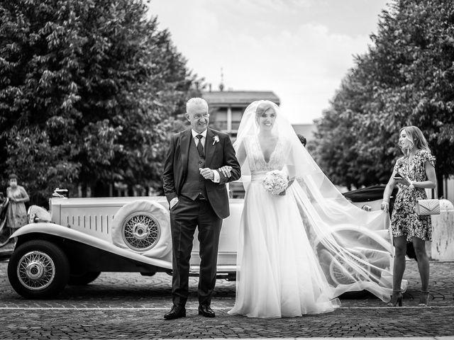 Il matrimonio di Roland e Marielisa a Mapello, Bergamo 17