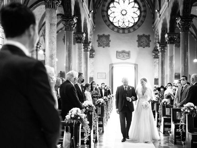 Il matrimonio di Roland e Marielisa a Mapello, Bergamo 18