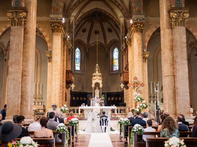 Il matrimonio di Roland e Marielisa a Mapello, Bergamo 21