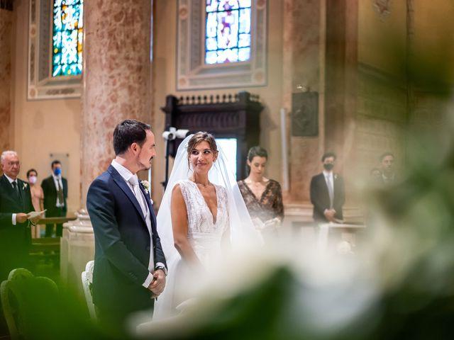 Il matrimonio di Roland e Marielisa a Mapello, Bergamo 25