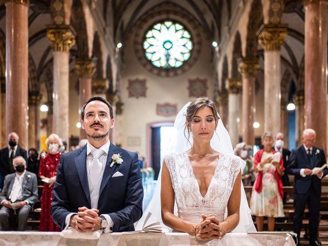 Il matrimonio di Roland e Marielisa a Mapello, Bergamo 26