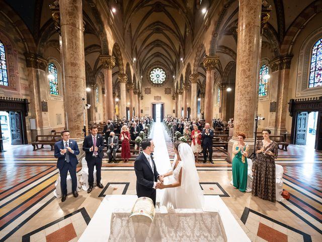 Il matrimonio di Roland e Marielisa a Mapello, Bergamo 27