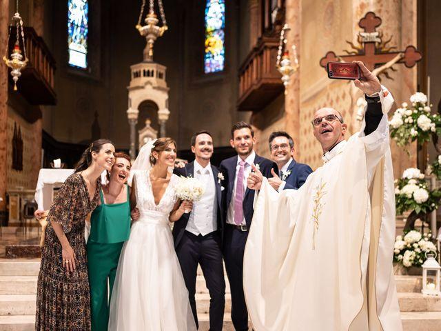 Il matrimonio di Roland e Marielisa a Mapello, Bergamo 28