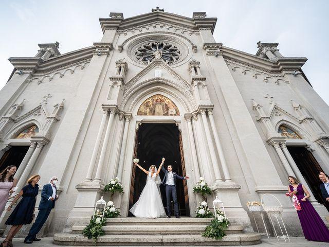 Il matrimonio di Roland e Marielisa a Mapello, Bergamo 30