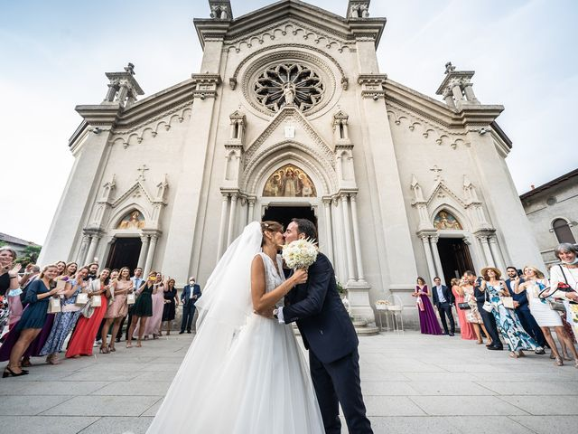 Il matrimonio di Roland e Marielisa a Mapello, Bergamo 31