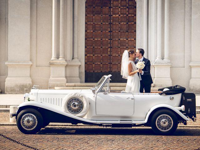 Il matrimonio di Roland e Marielisa a Mapello, Bergamo 32