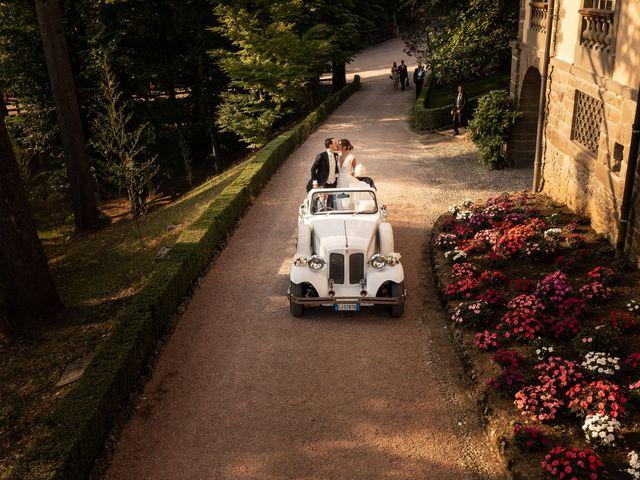 Il matrimonio di Roland e Marielisa a Mapello, Bergamo 34