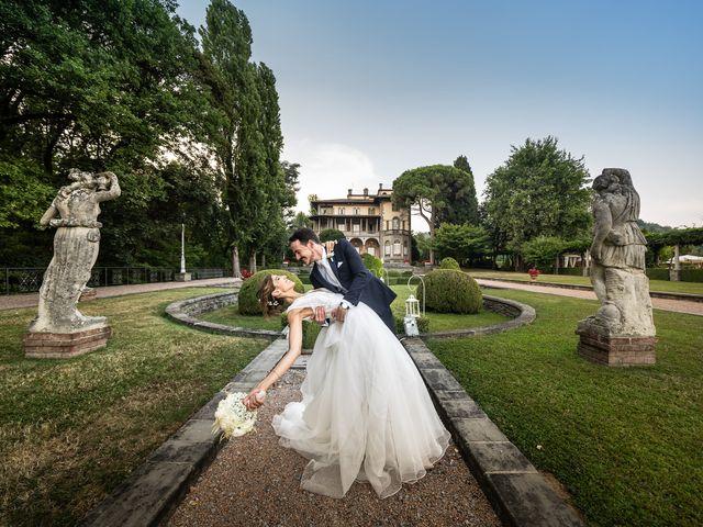 Il matrimonio di Roland e Marielisa a Mapello, Bergamo 40