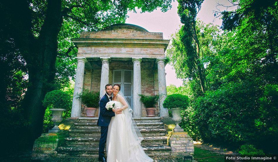 Il matrimonio di Galileo e Federica a Fermo, Fermo