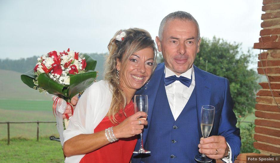 Il matrimonio di Daniele e Paola a Livorno, Livorno