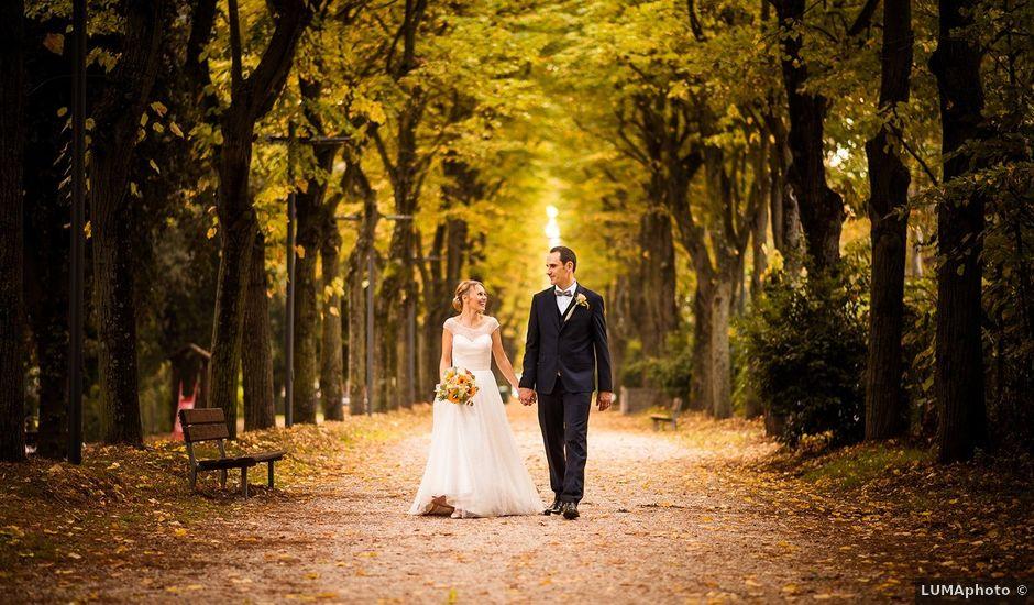 Il matrimonio di Fabio e Lucia a Fano, Pesaro - Urbino