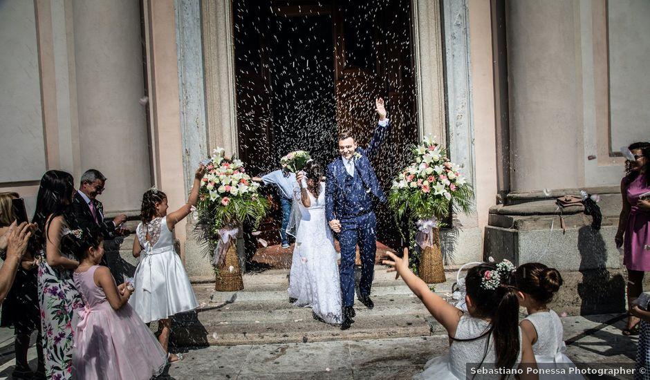 Il matrimonio di Fabio e Michela a Cinisello Balsamo, Milano
