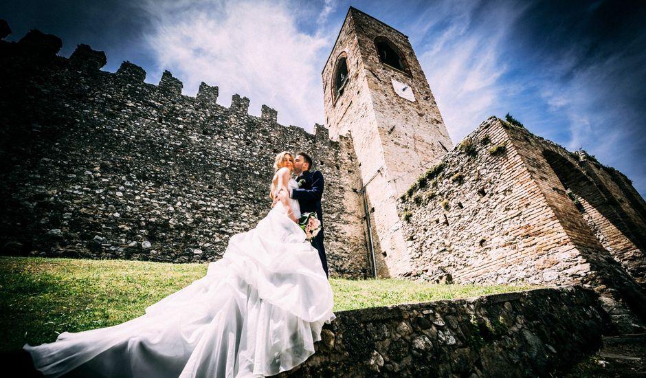 Il matrimonio di Danilo e Morin a Polpenazze del Garda, Brescia