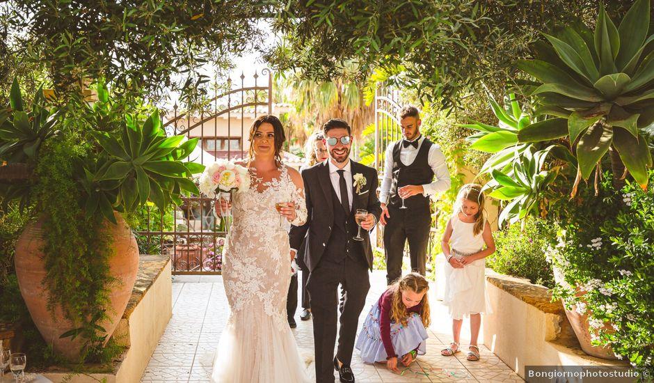 Il matrimonio di Giuseppe e Jasmine a Agrigento, Agrigento