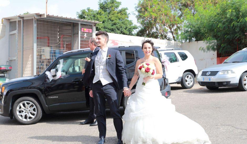 Il matrimonio di Luca e Azzurra a Cagliari, Cagliari