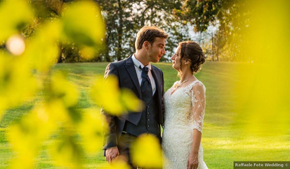 Il matrimonio di Fabio e Ilaria a Laveno-Mombello, Varese
