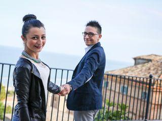 le nozze di Miriana e Manuel 1