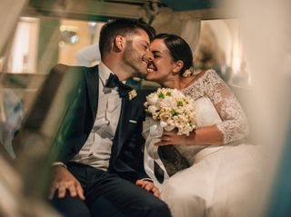 Le nozze di Vanessa e Marcello
