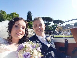 Le nozze di Giulio  e Valentina