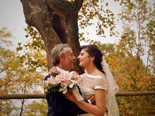 Le nozze di Piera e Gian Alfredo