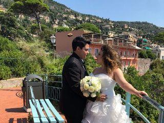 Le nozze di Simona  e Sabrina  1