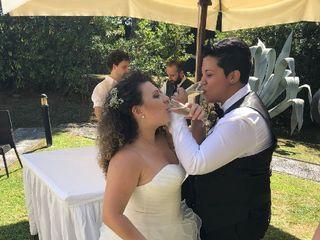 Le nozze di Simona  e Sabrina  2
